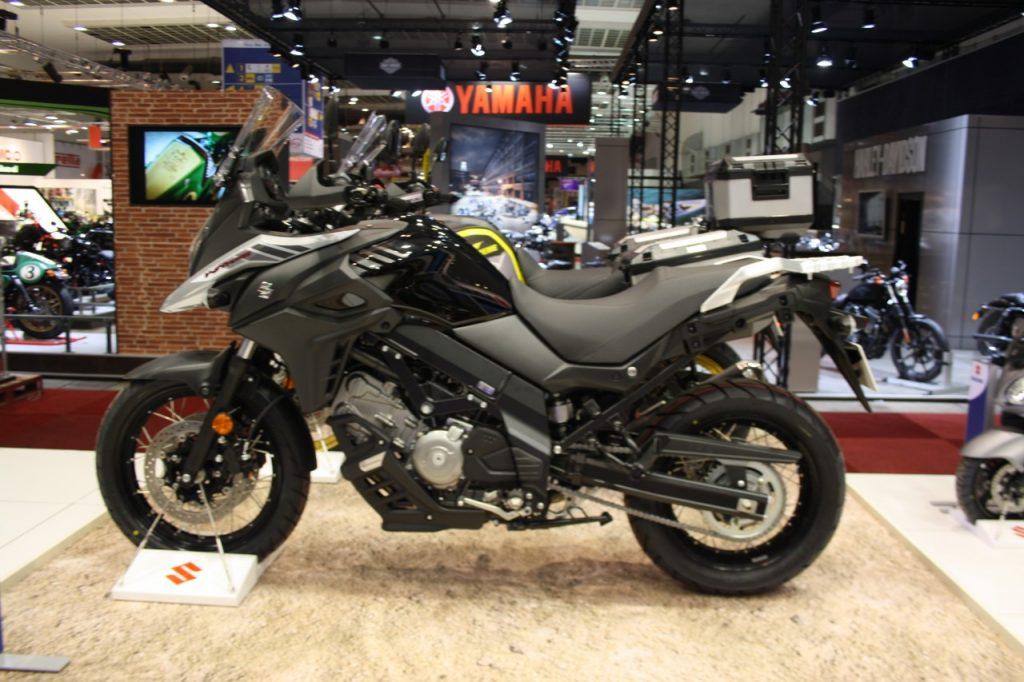 Nos photos du salon de la moto à Bruxelles