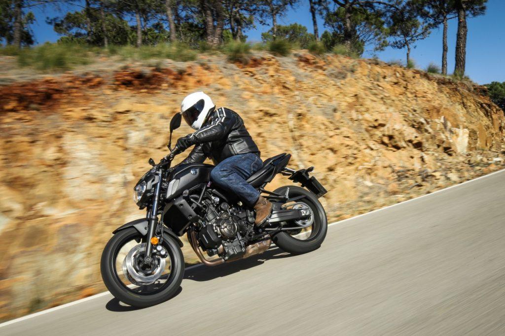 La Yamaha MT-07 évolue dans le bon sens pour 2018