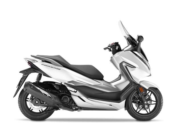 Un nouveau Forza 300 chez Honda