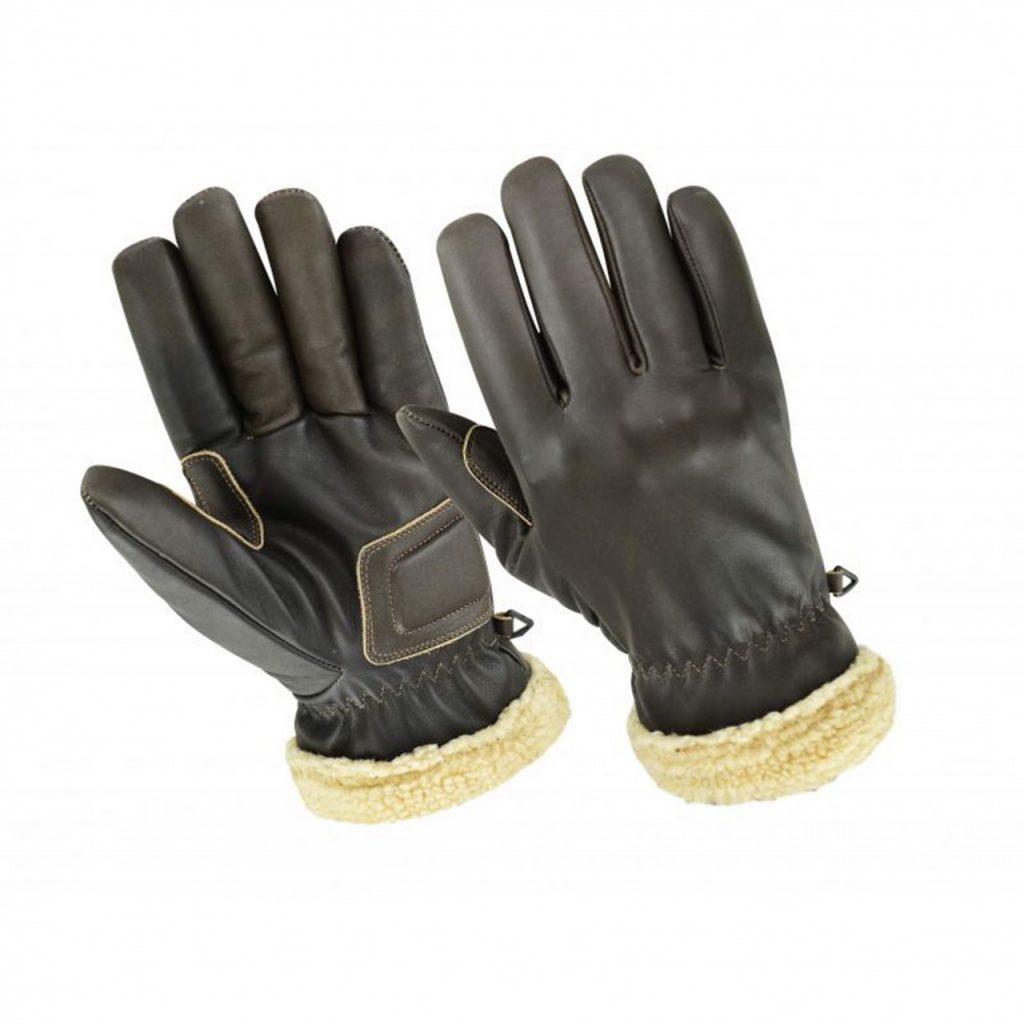 Des gants classiques  pour l'hiver, l' Original Driver Artisan