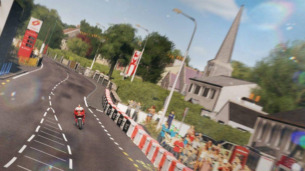 Jeu «TT Isle of Man – Ride on the edge»