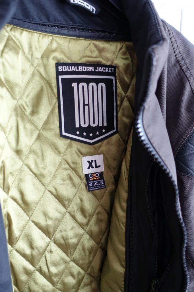Icon 1000 Squalborn la grosse surprise.