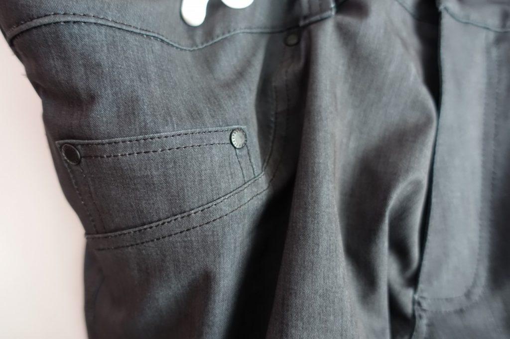Icon Raiden Uxà enfiler au-dessus de votre pantalon