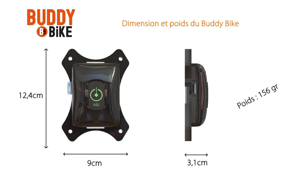 On en sait plus sur le Buddy Bike