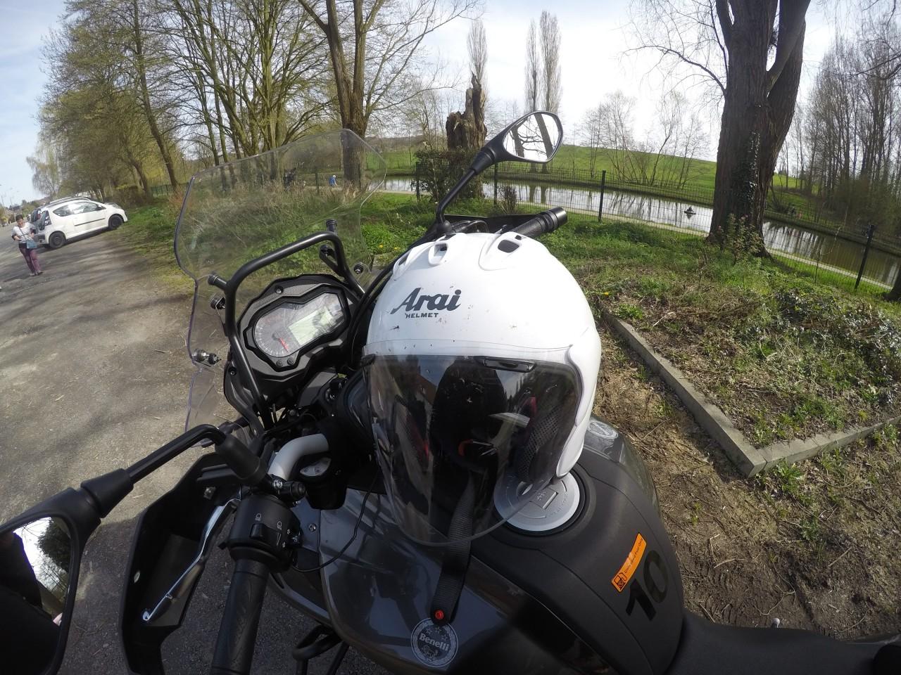 Le Arai Sz Ram X Le Jet Haut De Gamme Et Sportif Objectif Moto