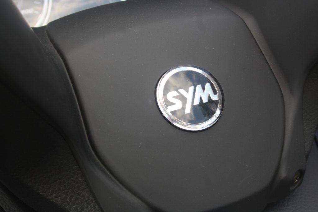 Sym Maxsym 600i Executive Euro4 inside