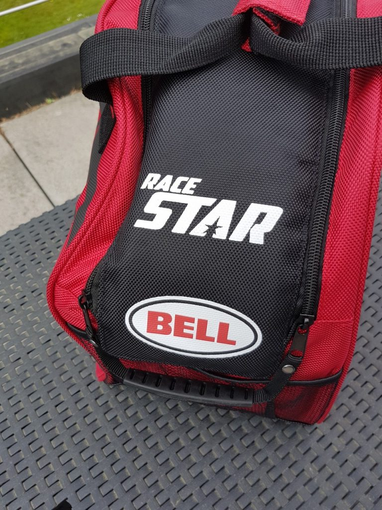 Bell Race Star Ace Cafe 80th anniversaire, Heaume Sweet Heaume.