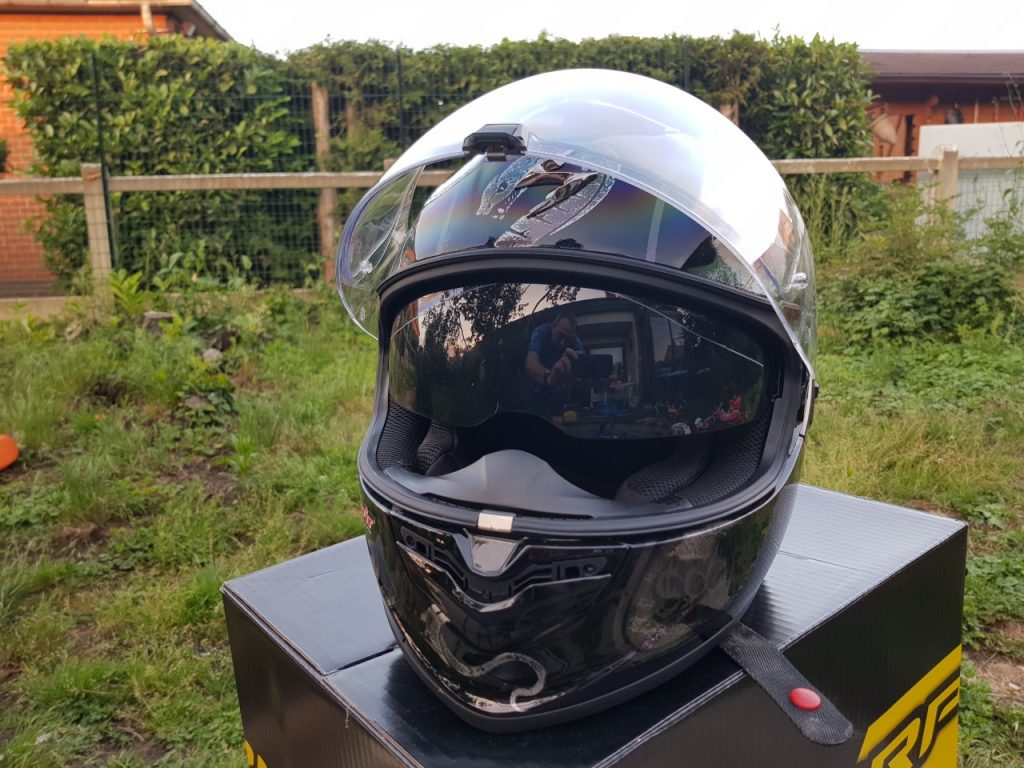 Scorpion Exo-1400 Air : un double essai