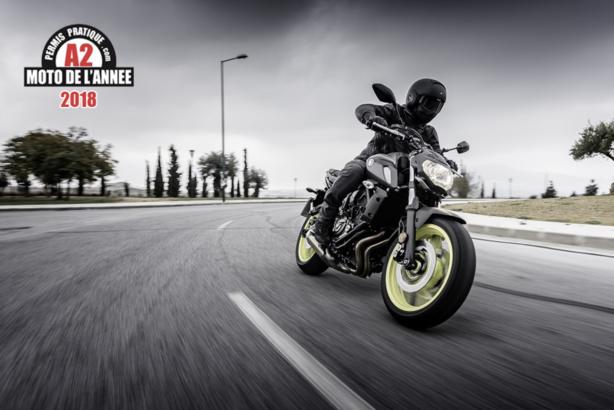 la moto a2 de l 39 ann e 2018 avec permis pratique objectif moto. Black Bedroom Furniture Sets. Home Design Ideas