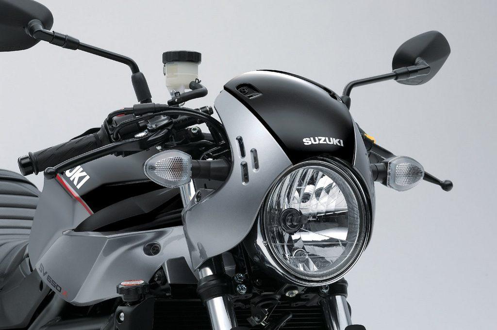 Suzuki SV 650 X 35kw: Caprice A2