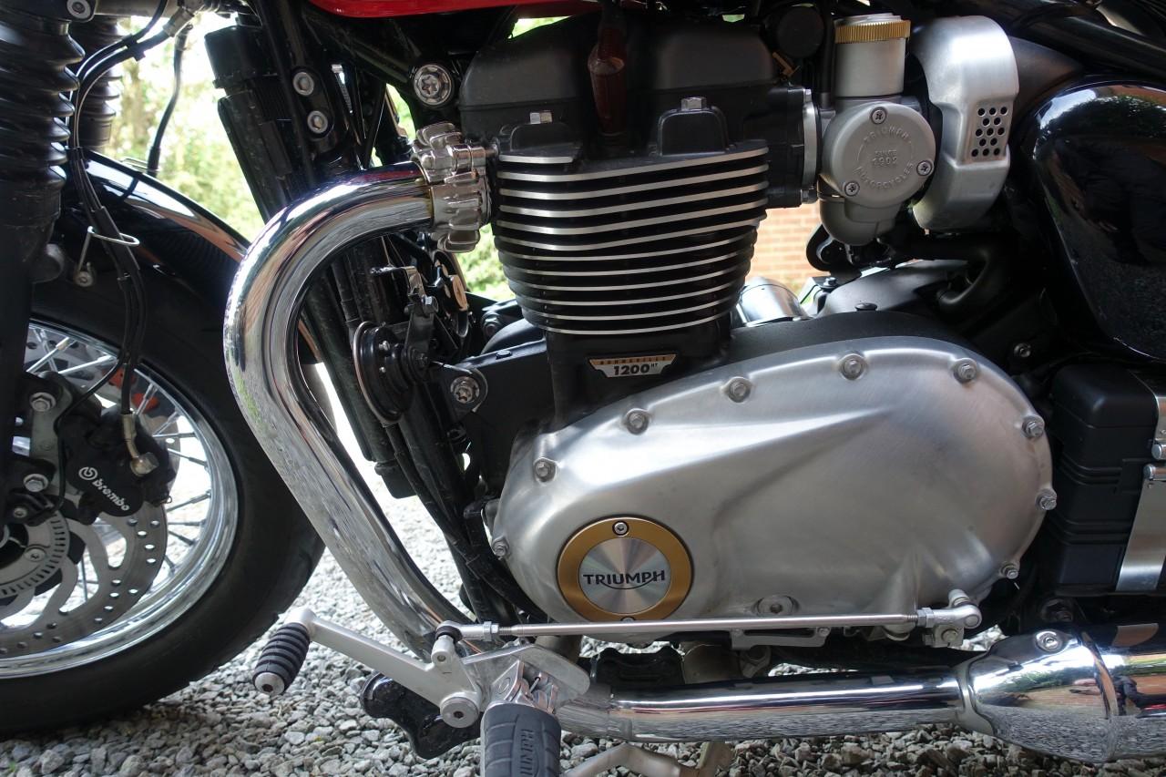 Triumph Bonneville Speedmaster Le Look Et Au Delà Objectif Moto