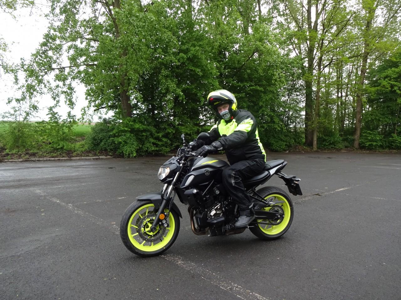 La moto A2 de l'année 2018 avec Permis Pratique