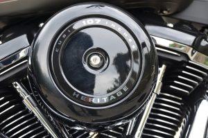 Harley Davidson Héritage Classic 2018 : la branche obscure de l'arbre généalogique.