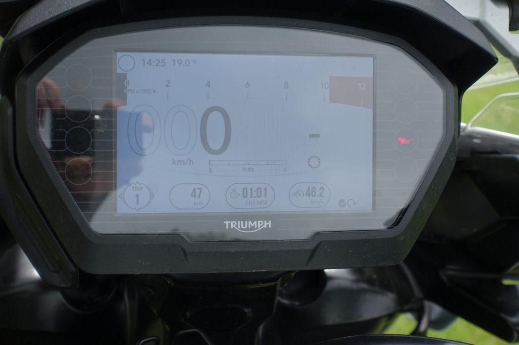 La Triumph Tiger 1200 a pris un fameux coup de jeune