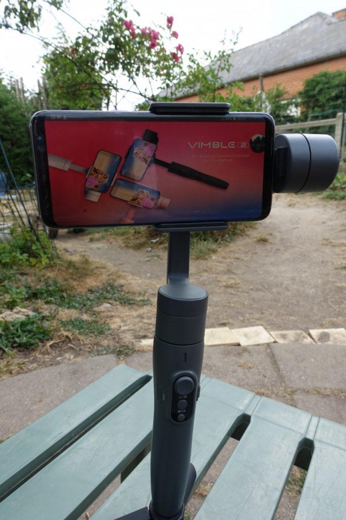 Matériel vidéo : Feiyutech Vimble 2