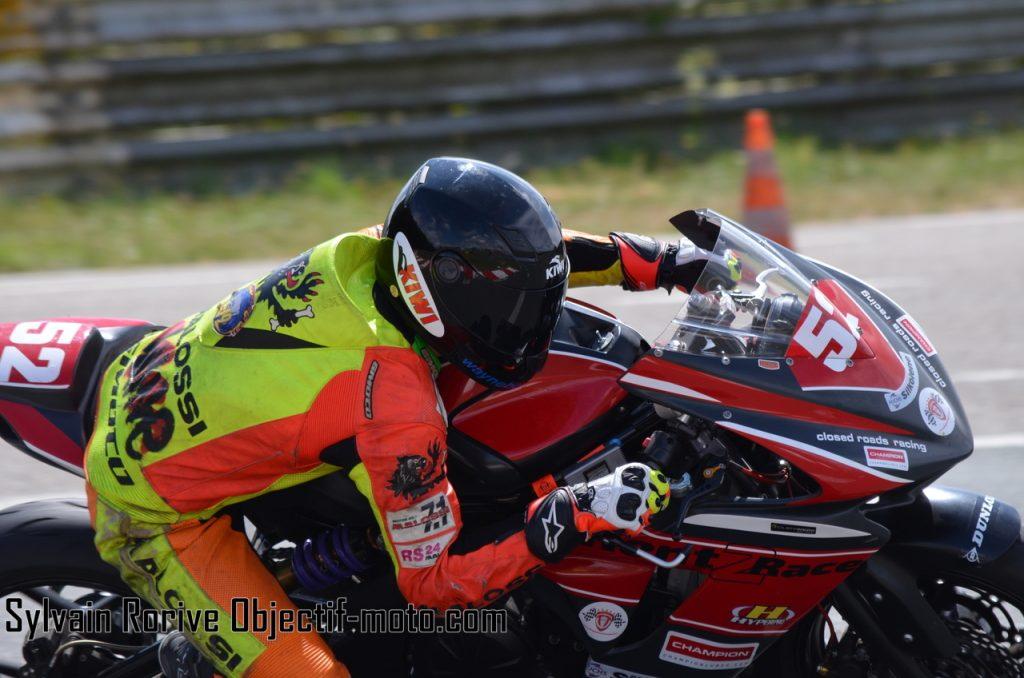 Un samedi à l'Open Trophy au circuit de Chimay