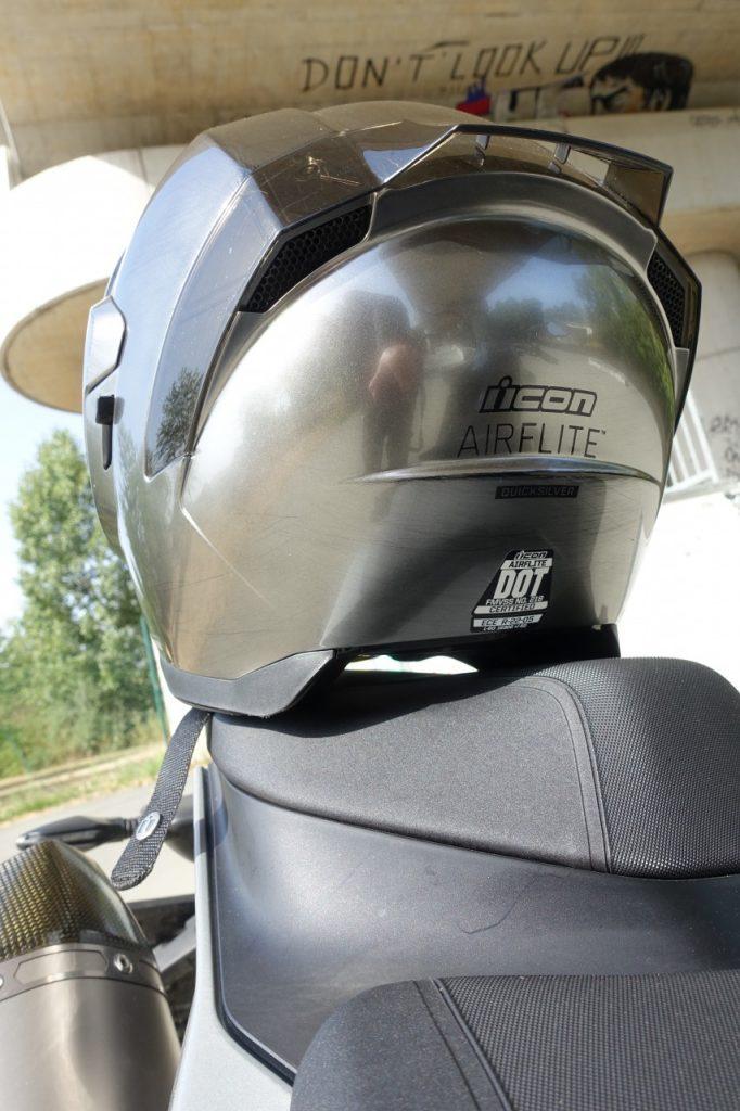 En direct du futur, le Icon Airflite