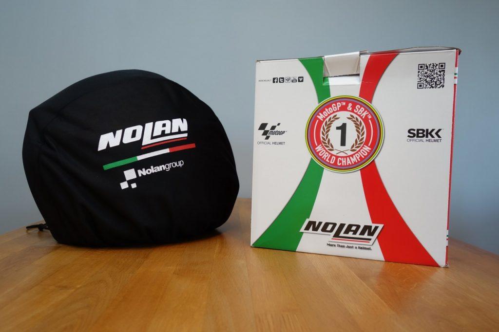 Essai longue durée du Nolan N100-5, modulable novateur made in Italy.