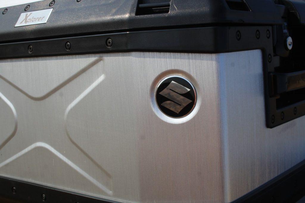 Suzuki DL650 V-Strom EXTREM, la bonne copine.