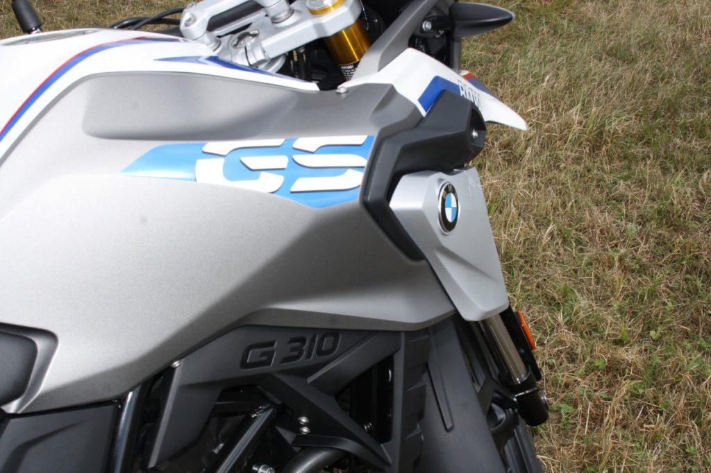 BMW G 310 GS, roulez Jeunesse!