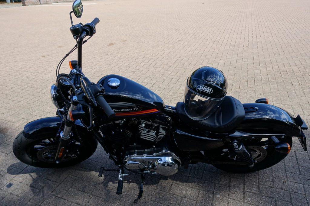 Harley-Davidson Sportster 48 Special, vive les seventies