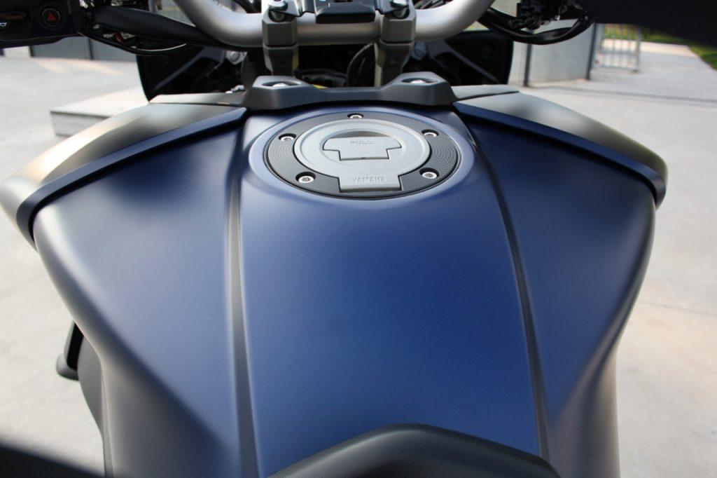 Yamaha Tracer 900 GT, la même en mieux.