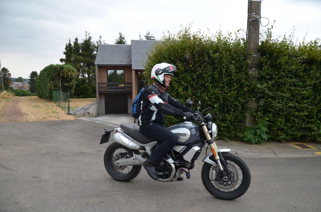 Ducati Scrambler 1100 Spécial : l'ambassadrice du «post héritage».