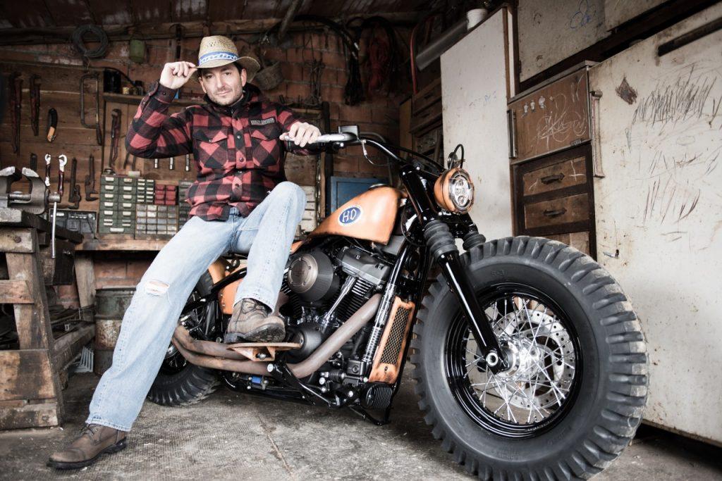 Harley-Davidson au salon de Milan avec la Livewire