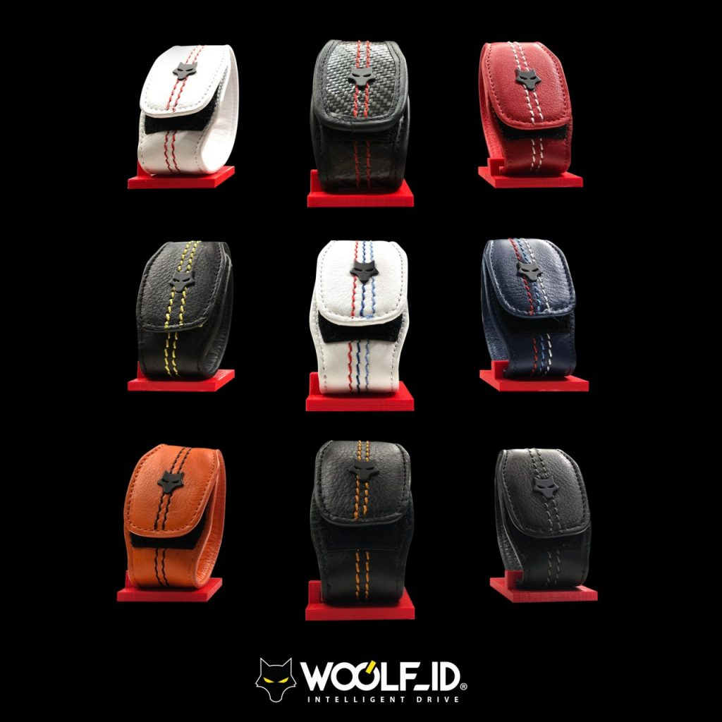 [Geek] Woolf, bracelet anti-radar et son appli WVAD-389-ModelliWoolf-1024x1024