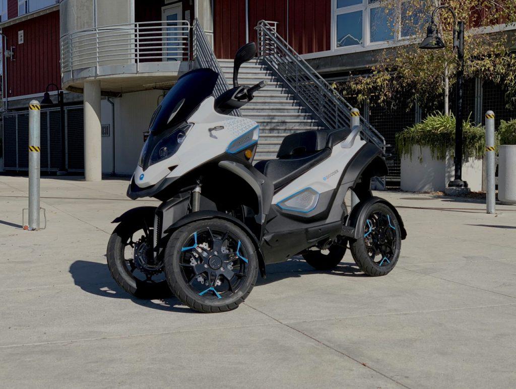 Zero Motorcycles et Quadro s'unissent pour un scooter électrique