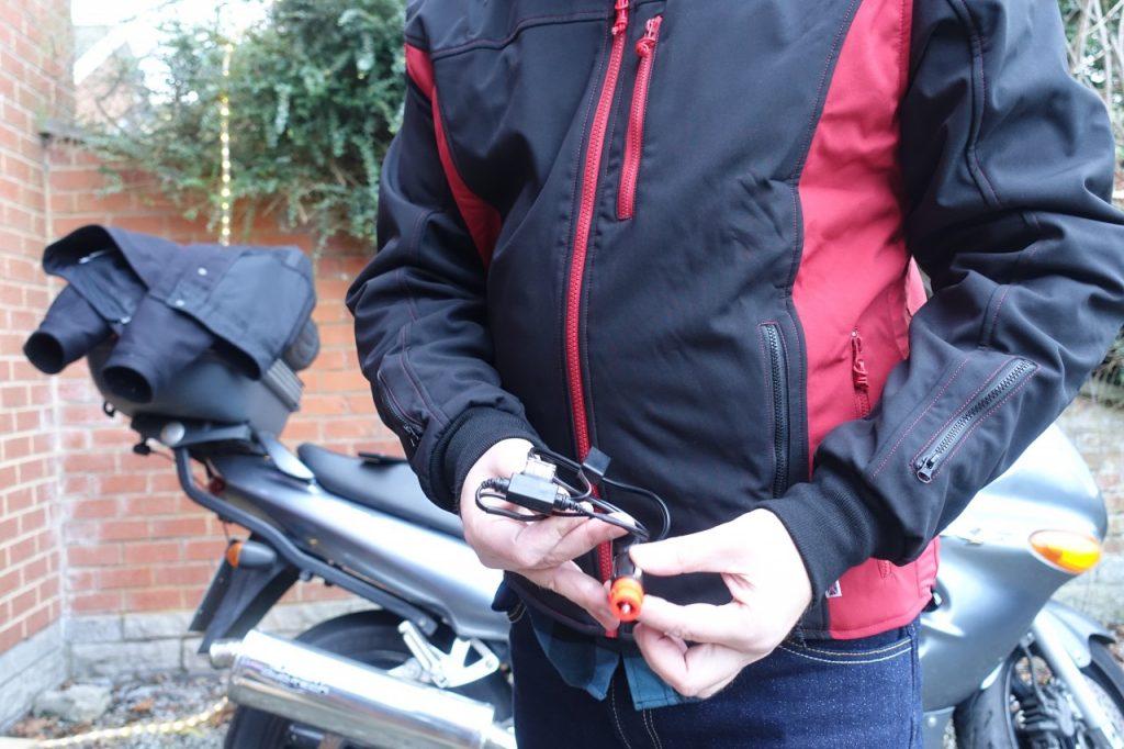 La veste chauffante Keis J501 passée sous notre loupe