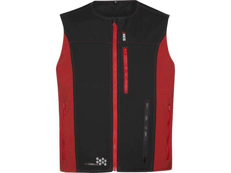 la veste chauffante keis j501 pass e sous notre loupe objectif moto. Black Bedroom Furniture Sets. Home Design Ideas