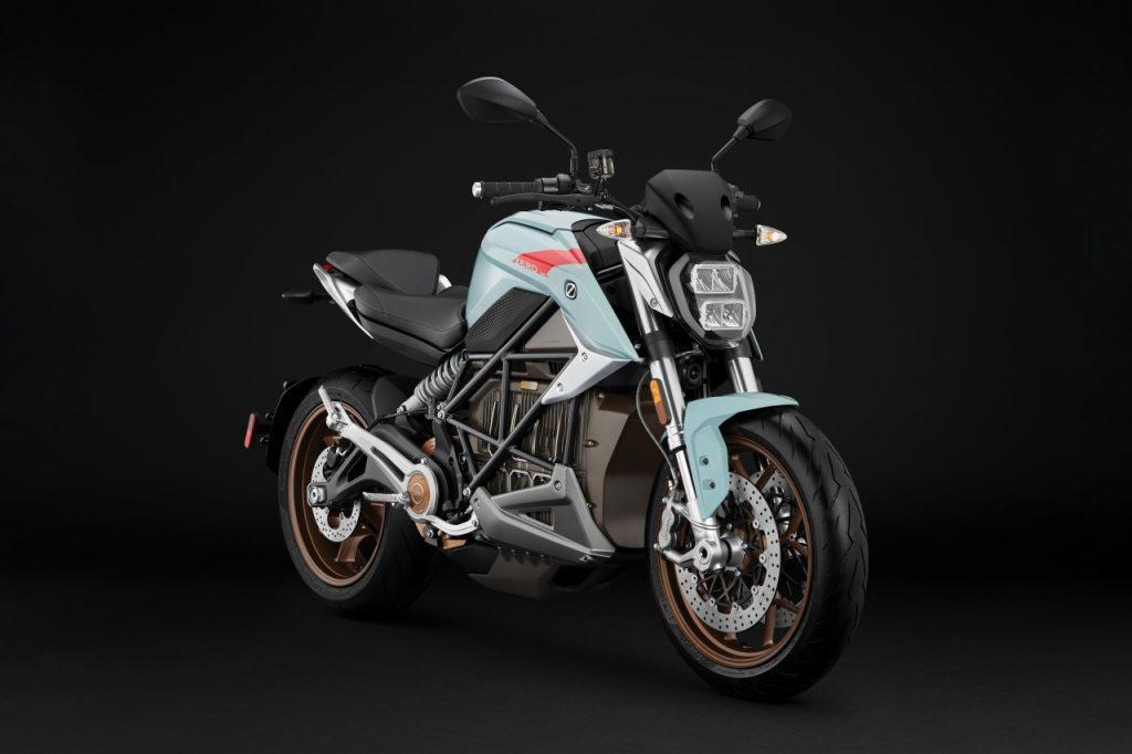 Zero Motorcycles présente la nouvelle SR/F