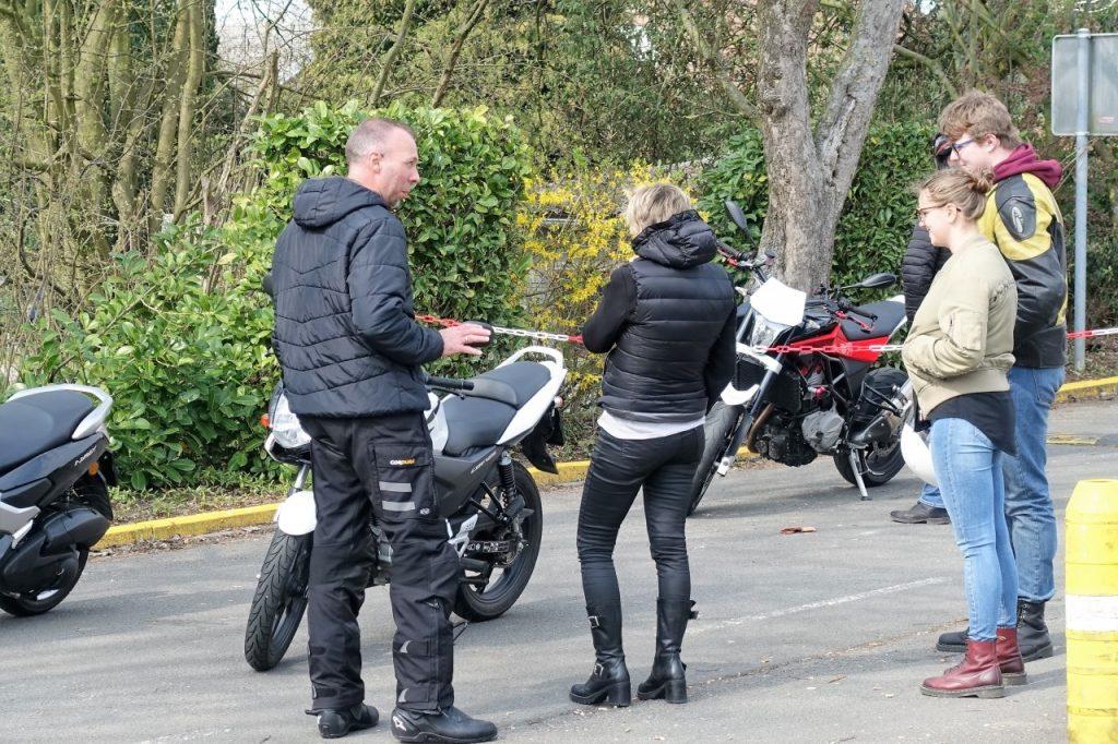 La journée du motard à Braine-le-Comte