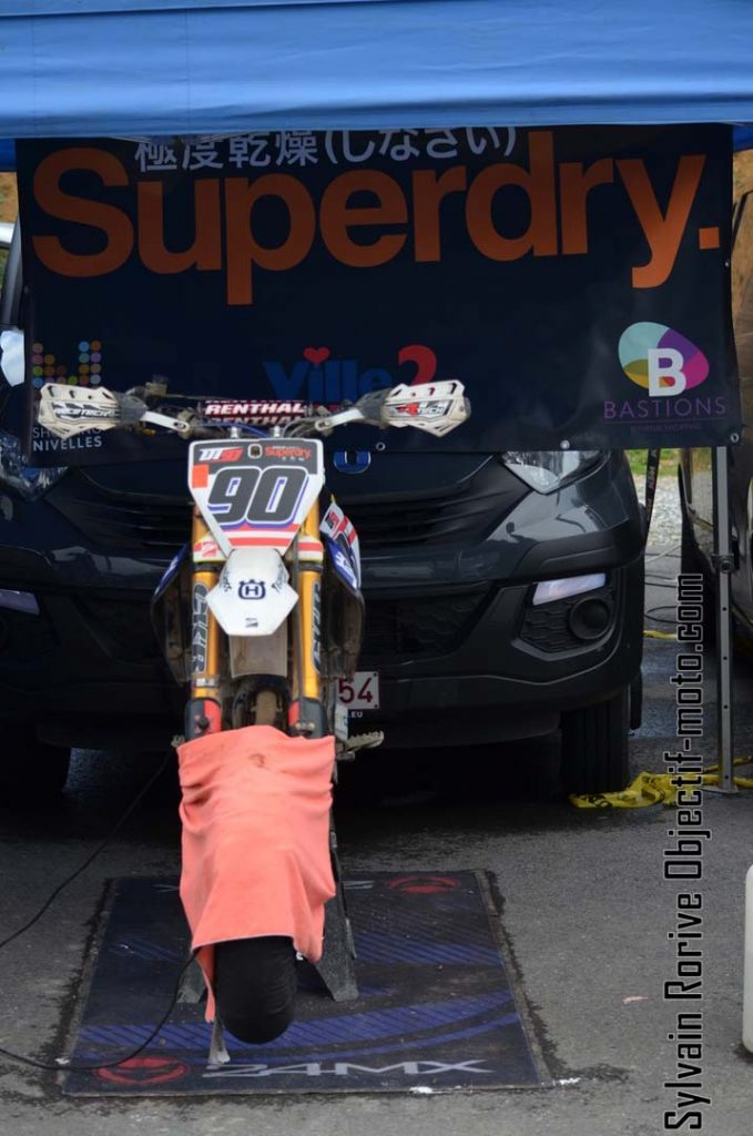 Le championnat de Belgique de Supermoto : Mettet 2019 en photos.