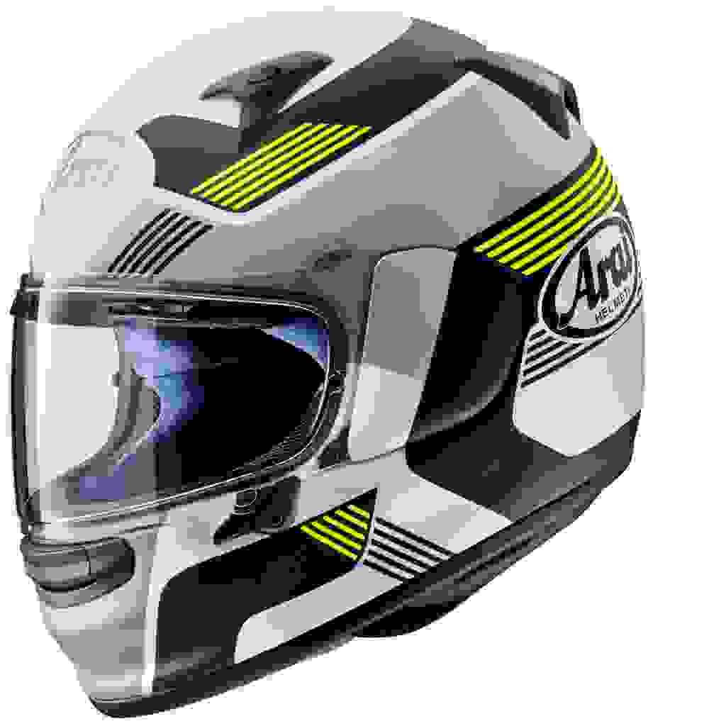 Le Arai Profile-V premier contact avec la marque.
