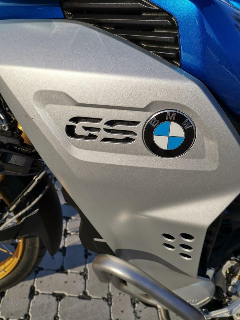 BMW F850 GS Adventure, chère petite soeur.