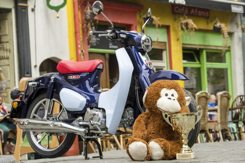 Honda Monkey Cub Event 2019 en Gelbique X2_8942-1024x682