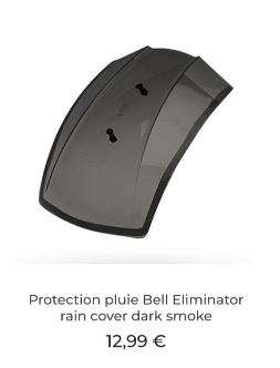 Bell Eliminator Gloss Black Chrome