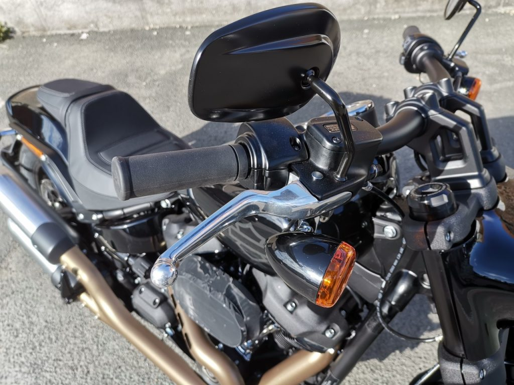 Harley Davidson Fat Bob 114Ci, Power Bike