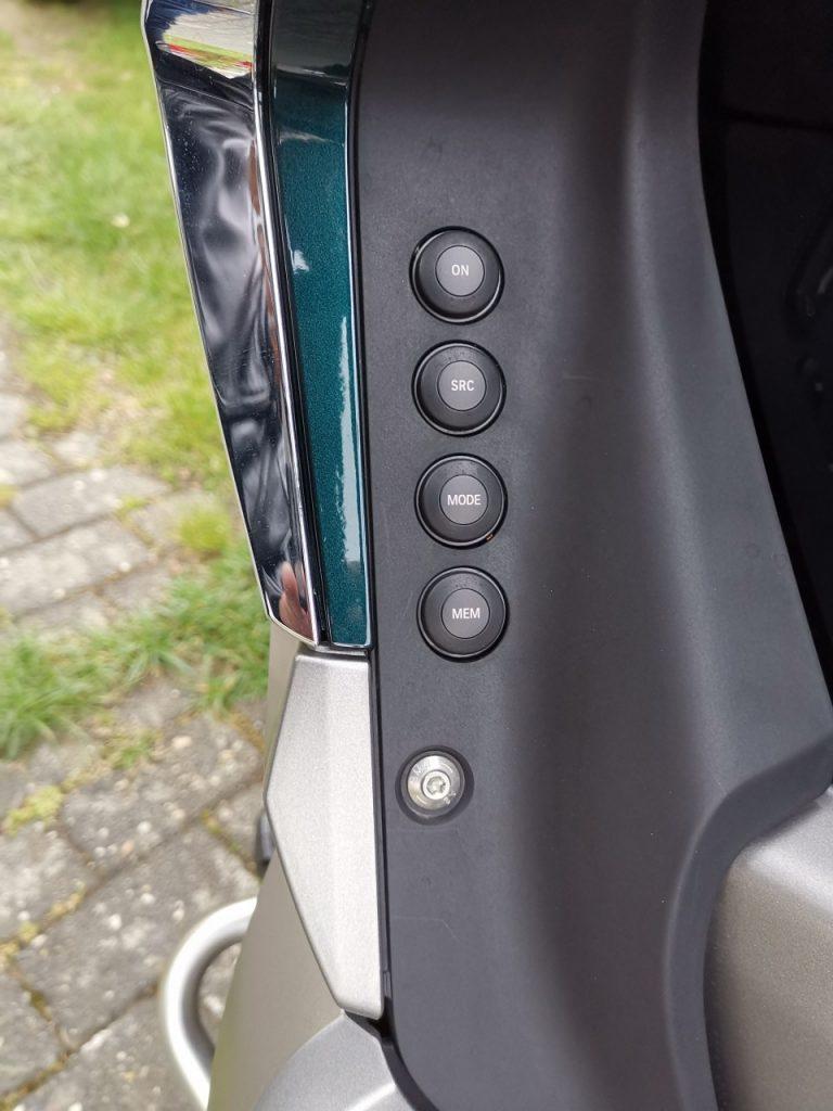 BMW K1600 GTL, juste exceptionnelle.