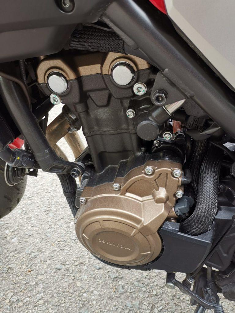 Honda CB500F avec un F comme Fun…