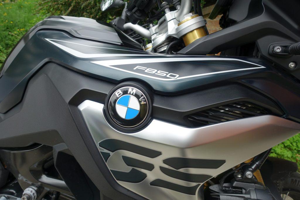 BMW GS 850 partout pour tous