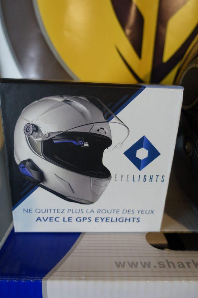 Eyelights, le futur dans votre casque.