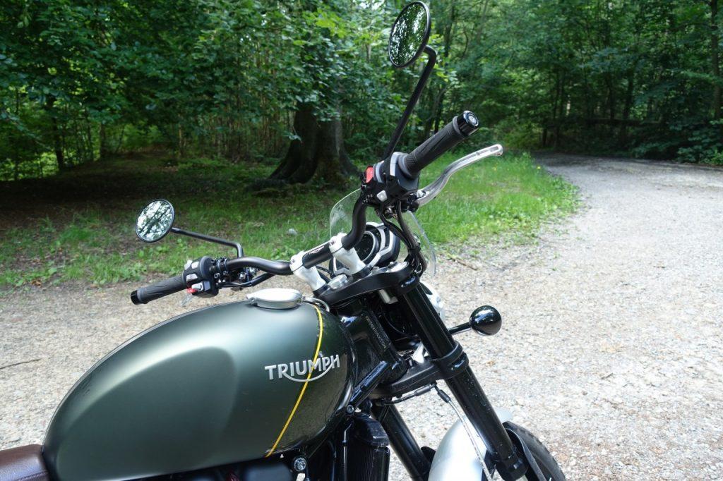 Triumph Scrambler 1200, tellement attendue