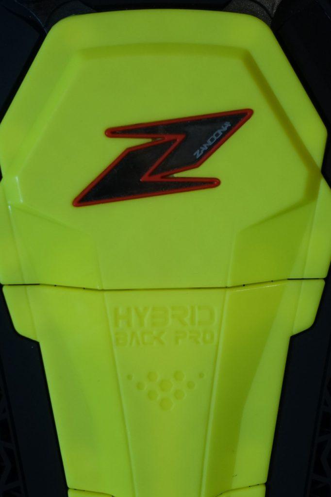 Zandona Hybrid Back Pro X8