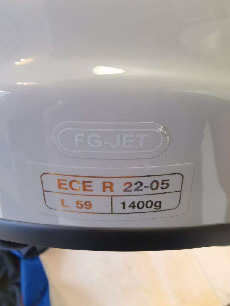 HJC FG Jet, le top du Jet.