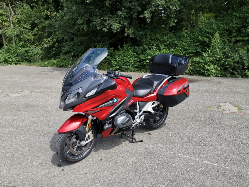 BMW R1250RT, sans concurrence.