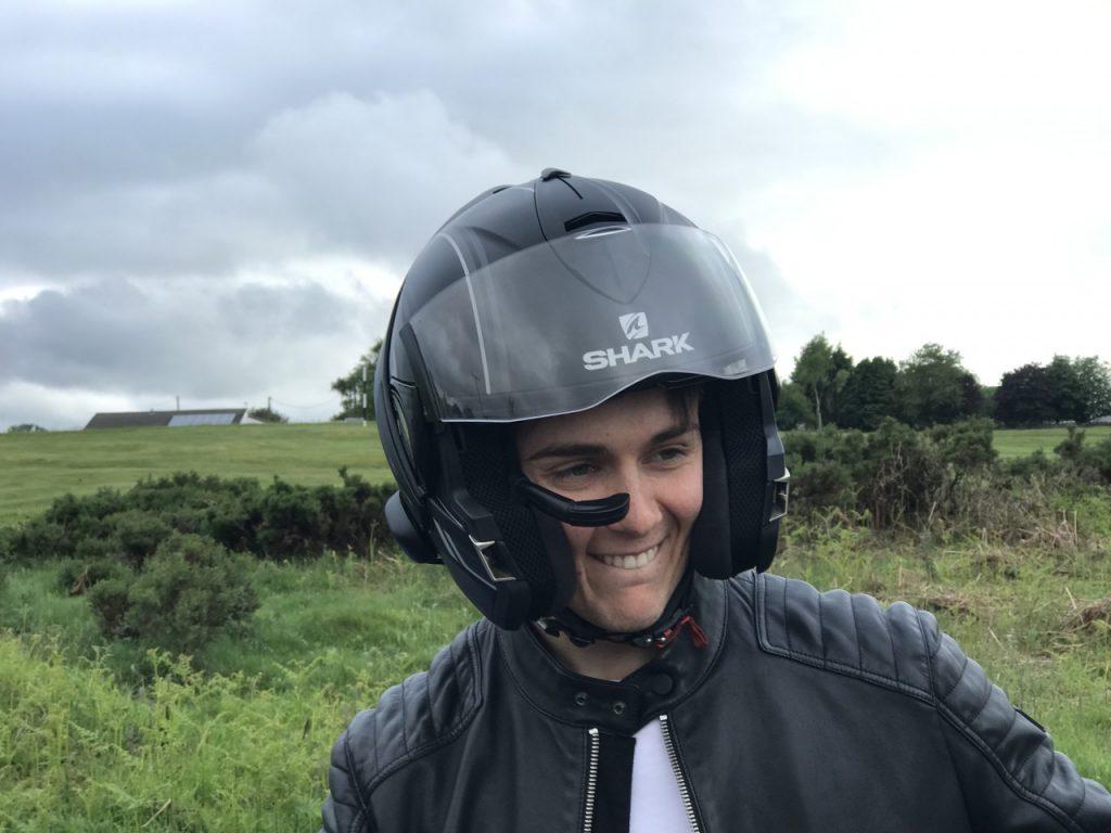 Bikesystems revient avec une nouvelle version de son affichage tête haute.