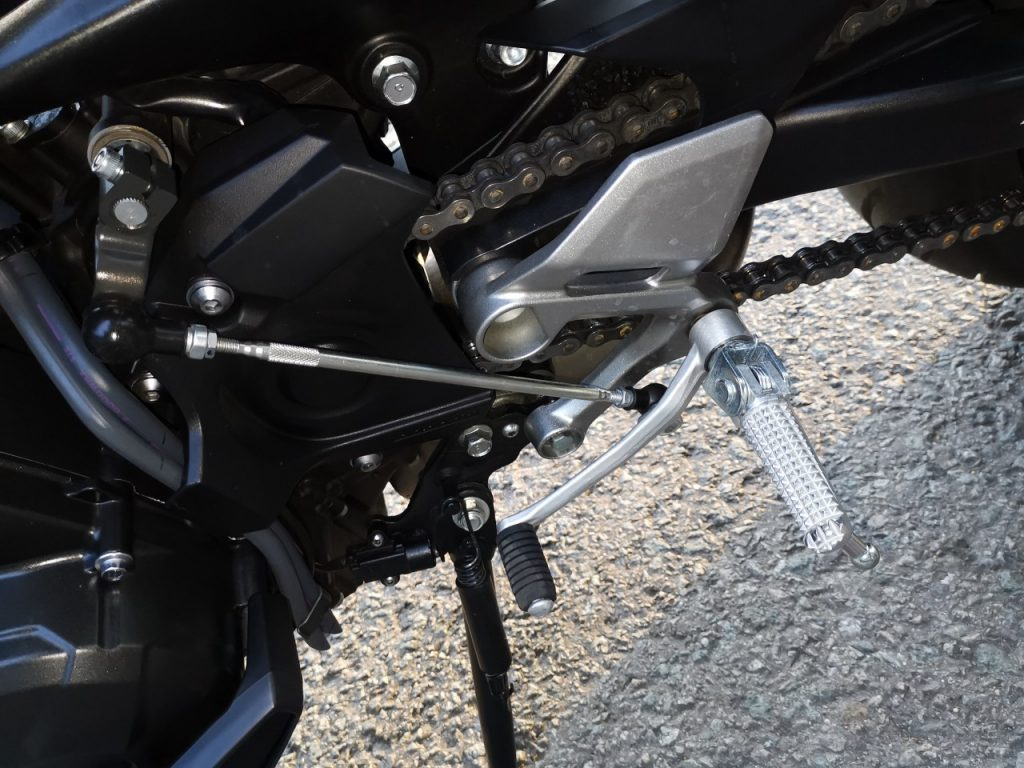 Yamaha XSR900 Sport Edition,Café Techno-Rétro